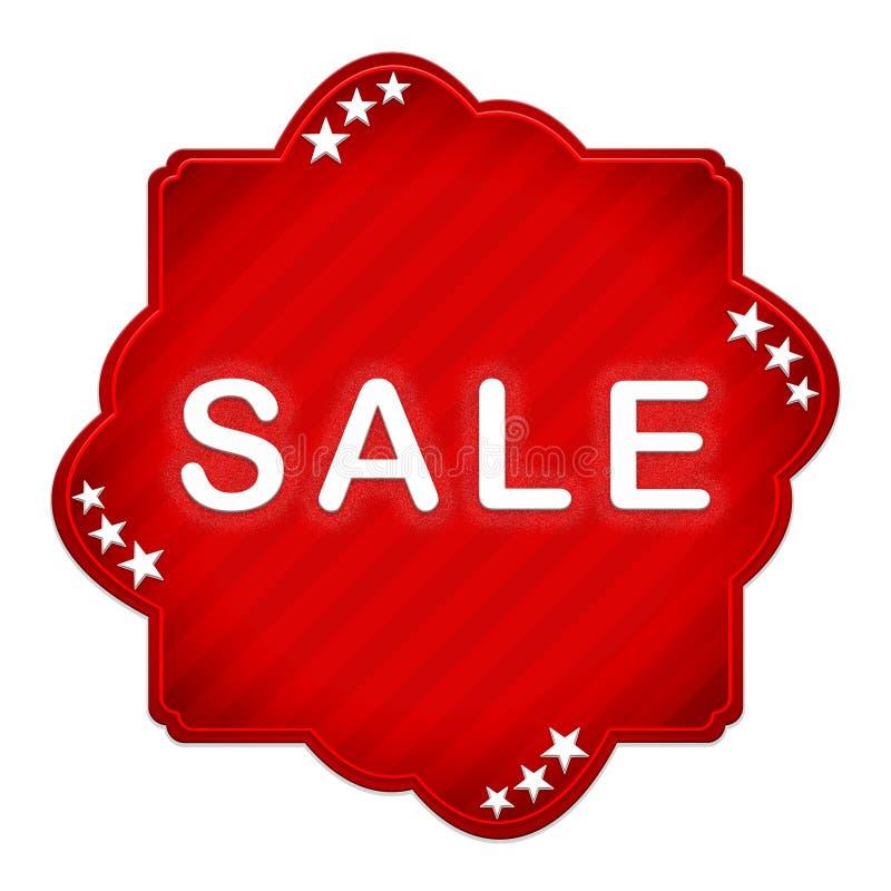 Modifica di vendita illustrazione vettoriale