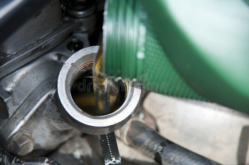 Modification de pétrole photo libre de droits