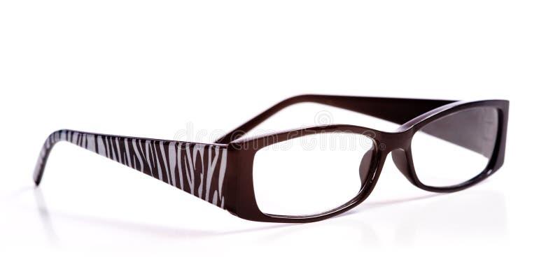 Modische Gläser lizenzfreie stockfotos