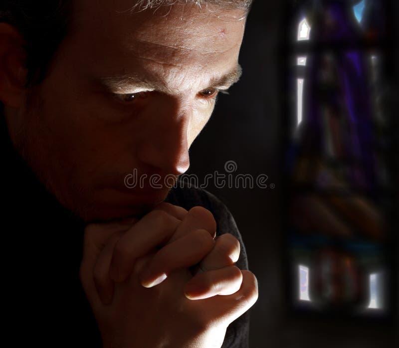 modlenie zdjęcie stock