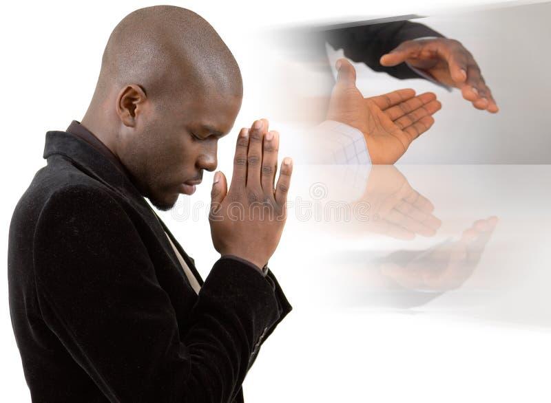 modlić się do pokoju obraz royalty free