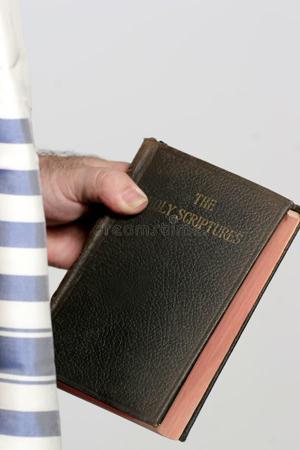 Modlitewna Książka I Talid Obrazy Stock