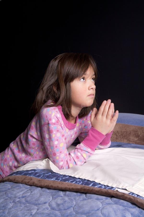 modlitw mówić obraz royalty free