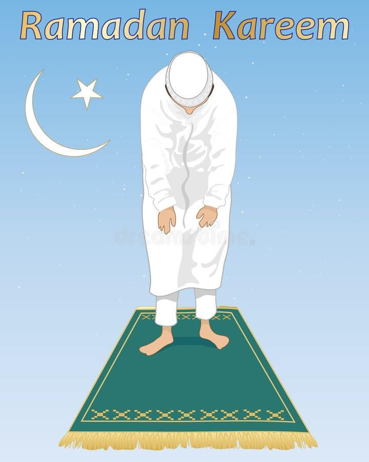 modlitw mówić ilustracji
