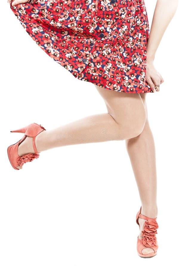 modna spódnica obrazy stock