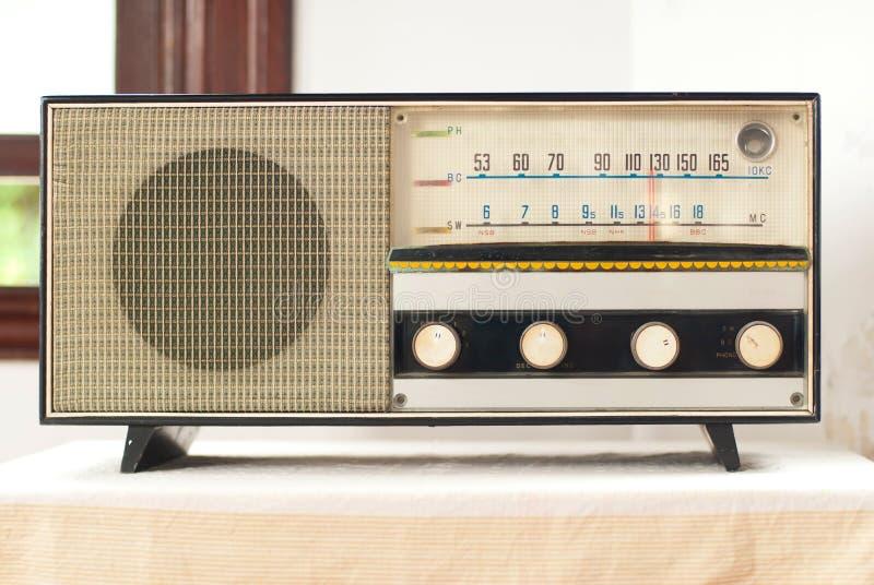 modny stary radio zdjęcie royalty free