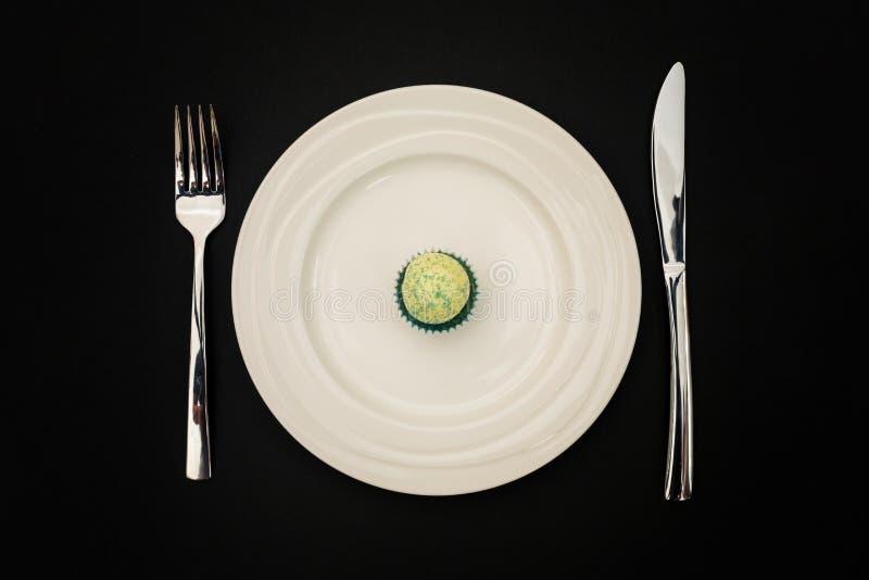 Modo da dieta sobre fotografia de stock