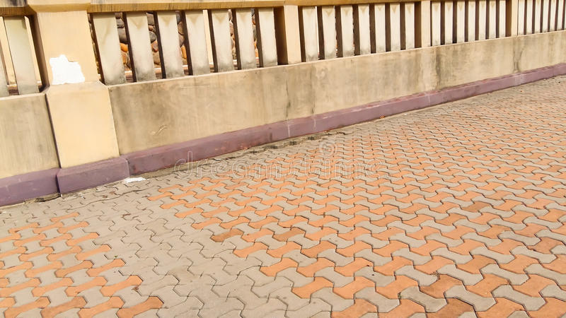 Modo del pavimento fotografie stock libere da diritti