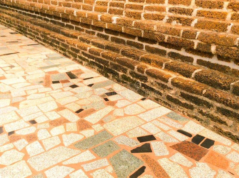 Modo del pavimento fotografia stock libera da diritti