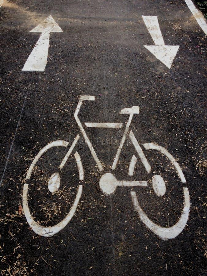 Modo della bici immagine stock