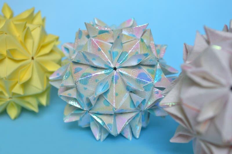 Modular origami cherry blossom ball stock photo image of asia download modular origami cherry blossom ball stock photo image of asia design mightylinksfo