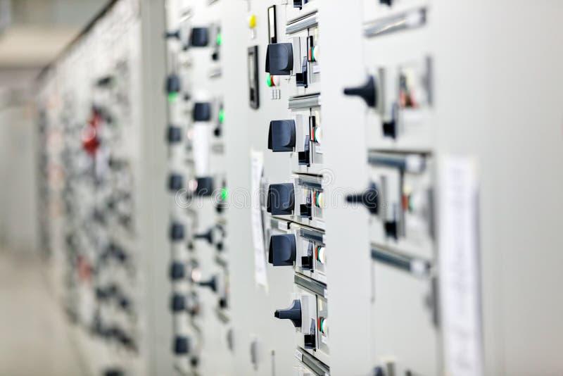 Module électrique image stock