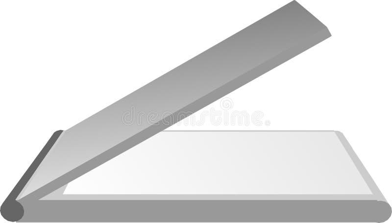 Module de balayage illustration stock
