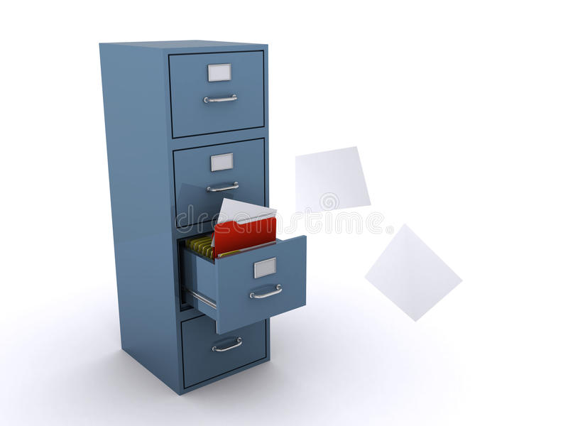 Module de fichier illustration libre de droits