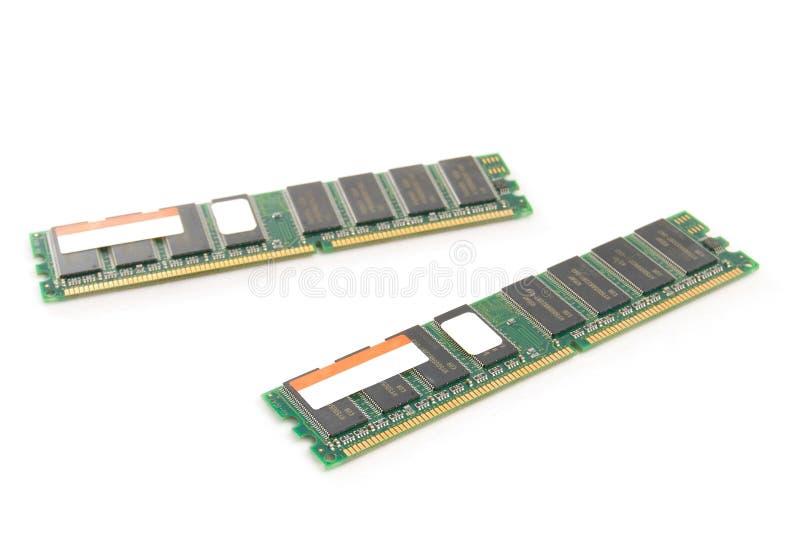 Modules de RAM photos libres de droits