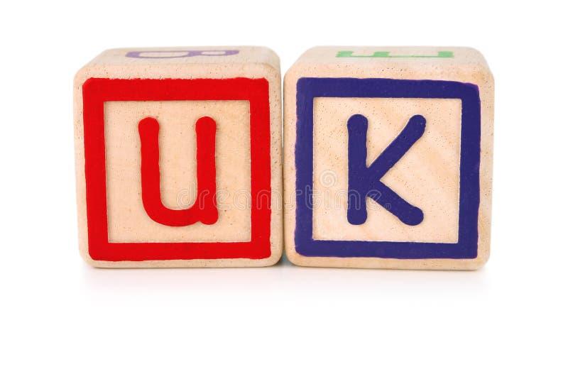 Modules du Royaume-Uni images stock