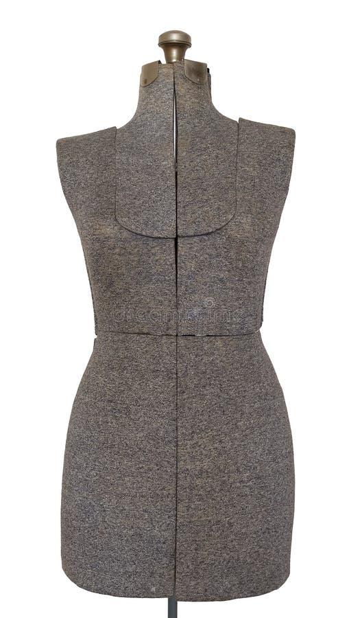Modulo del vestito immagine stock