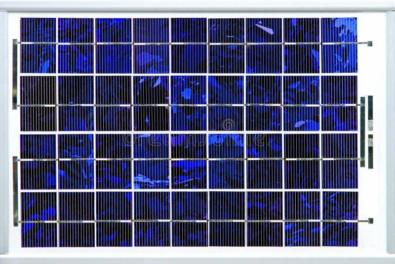 Modulo della pila solare fotografia stock