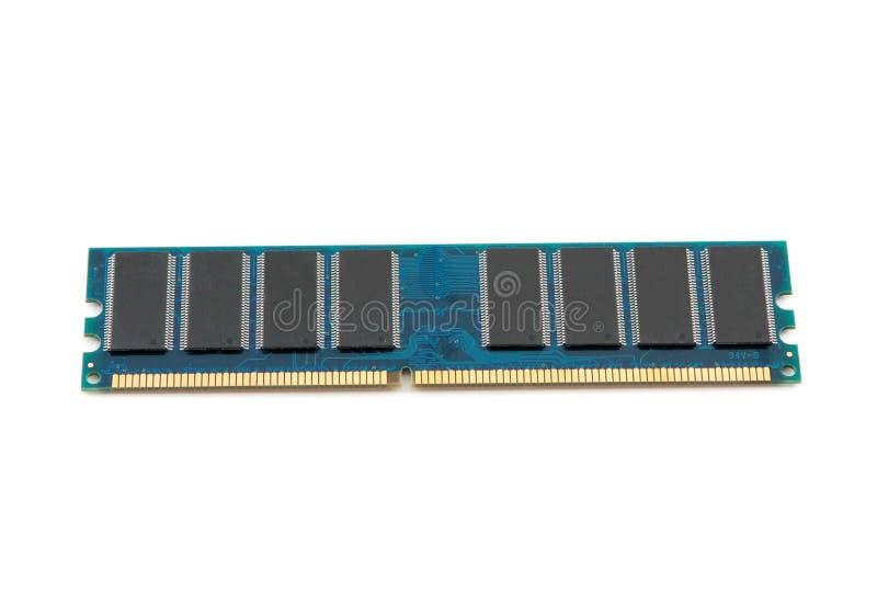 Modulo di memoria di RAM immagine stock libera da diritti