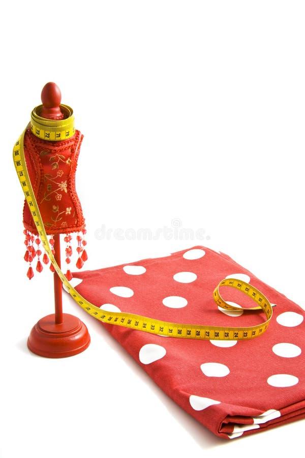 mody czerwień obraz stock
