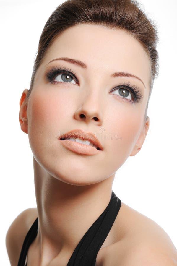 mody fryzury kobieta zdjęcia royalty free