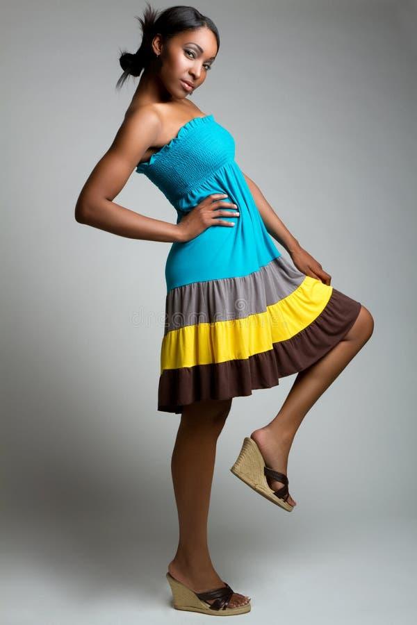 mody kobieta zdjęcie royalty free