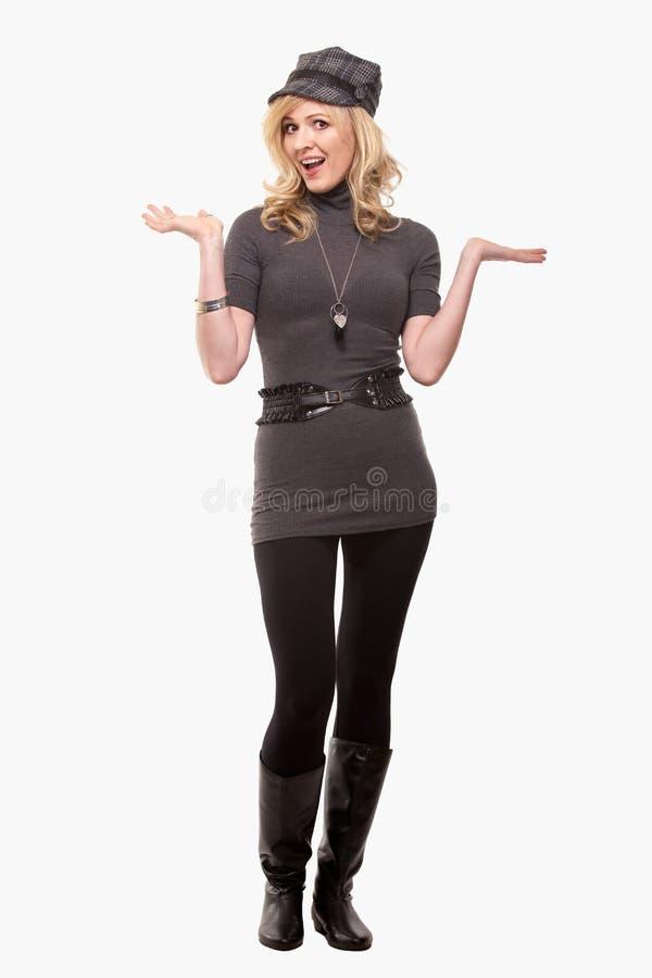 mody kobieta obraz stock