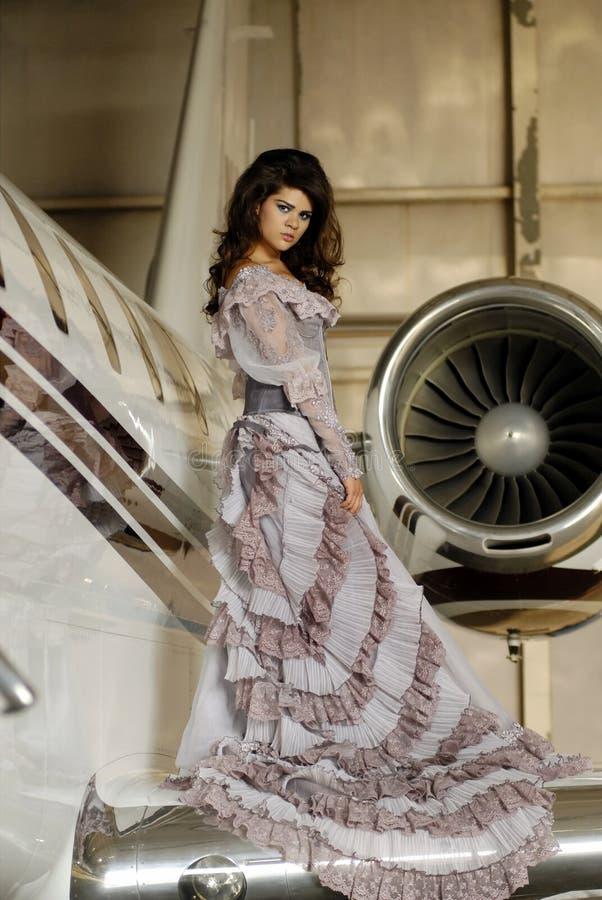mody latynosa kobieta obrazy stock