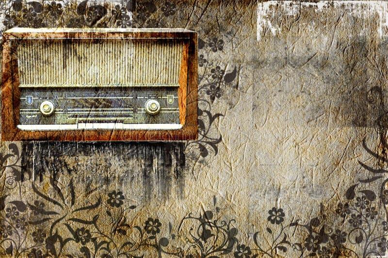 mody retro radiowego fotografia royalty free