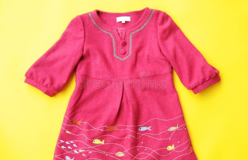 Mody suknia obrazy stock