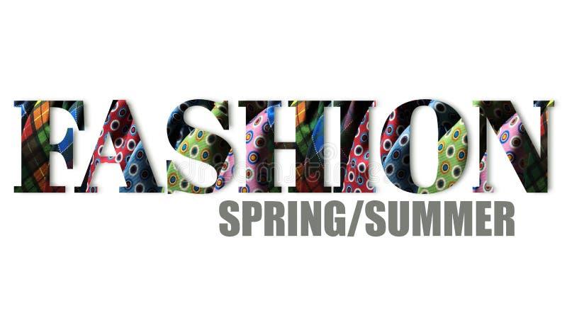 mody wiosna, lato obrazy stock