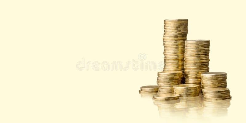 moeda fotografia de stock