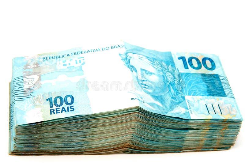 Moeda brasileira imagem de stock royalty free