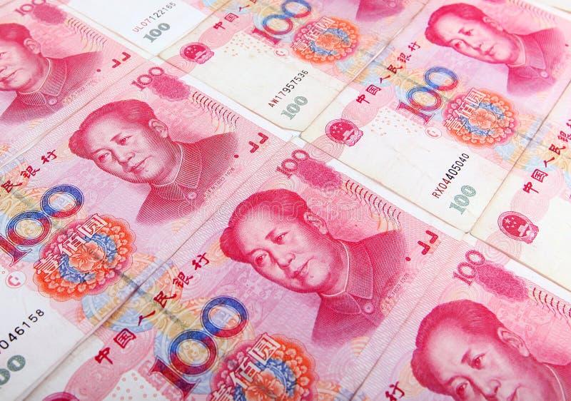 Moeda chinesa, Yuan imagens de stock royalty free