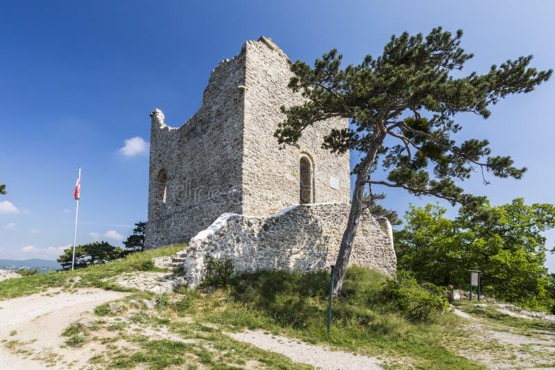 Moedling slott i Österrike arkivfoton