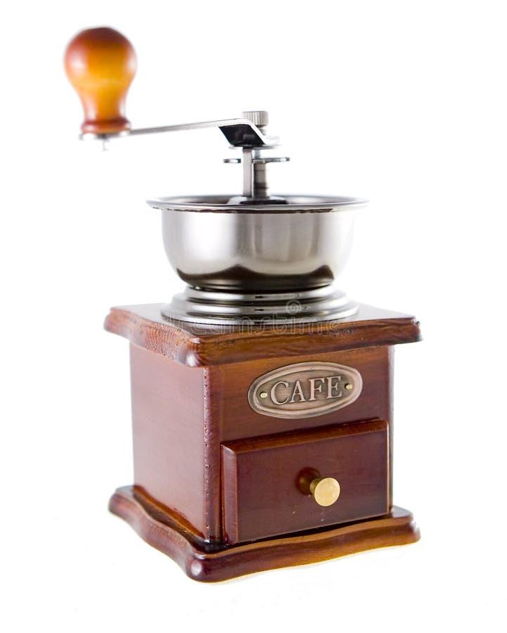 Moedor de café/moinho de café imagens de stock royalty free