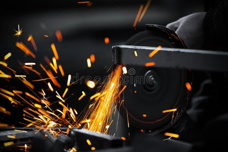 Moedura elétrica da roda fotos de stock