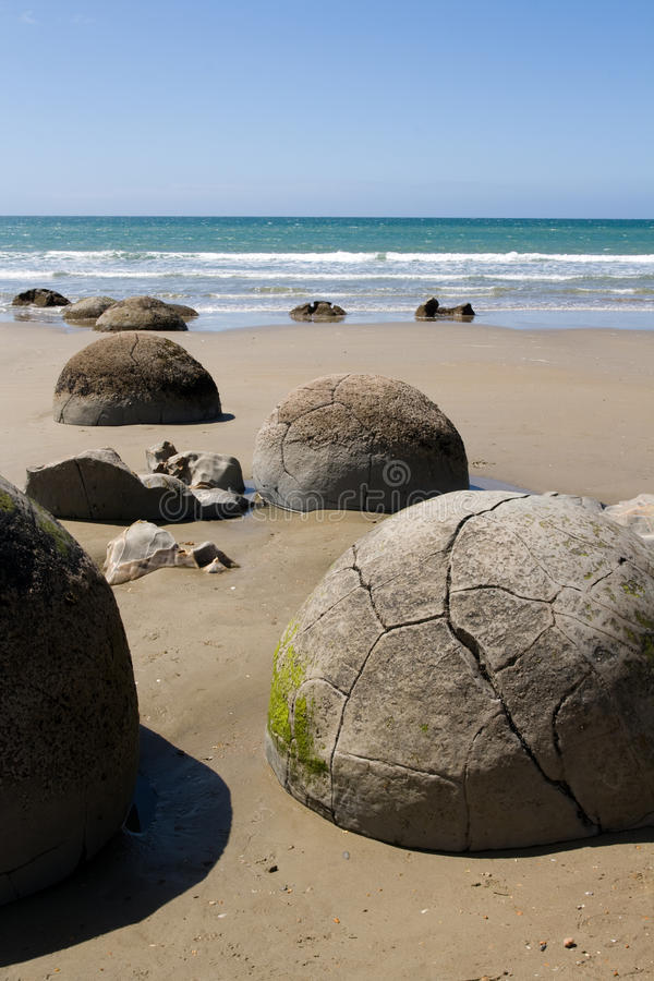 Download Moeraki Boulders Royalty Free Stock Photos - Image: 16411798