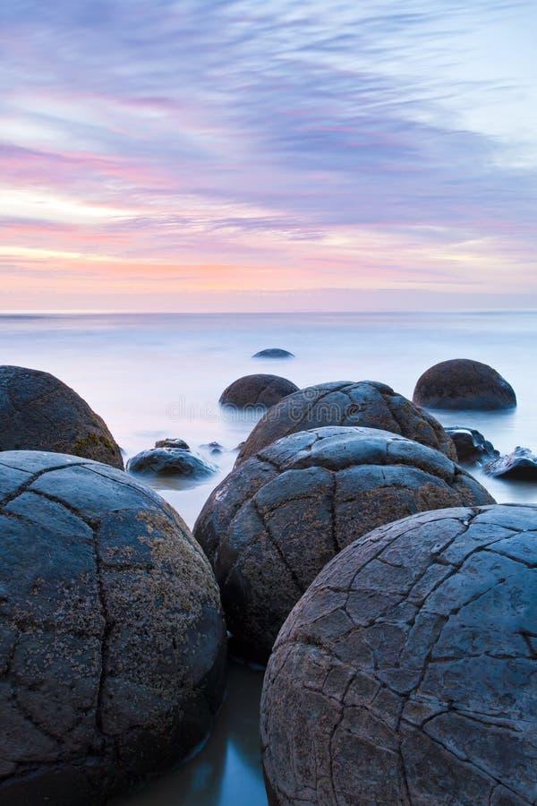 Free Moeraki Boulders Stock Image - 18856651