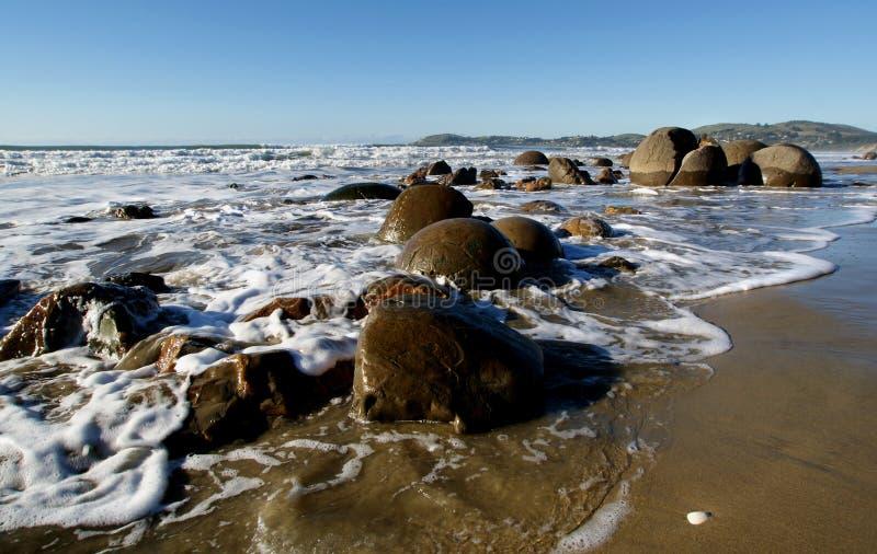Moeraki Boulders.otago. Free Public Domain Cc0 Image