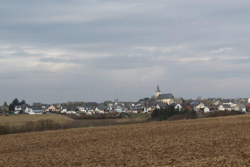 Moersdorf i Tyskland arkivfoton