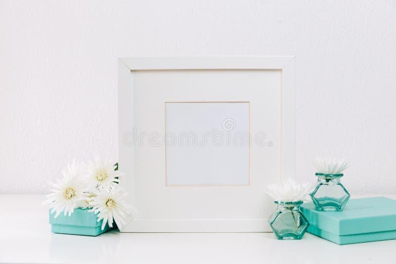 Mofa blanca del capítulo para arriba foto de archivo libre de regalías