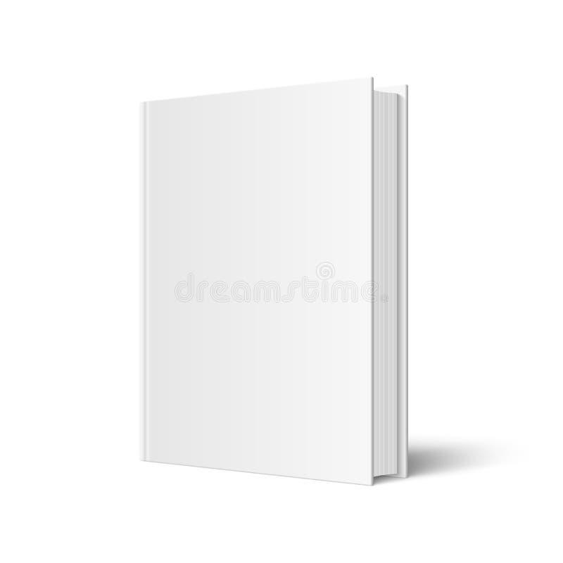 Mofa del vector para arriba del libro derecho ilustración del vector