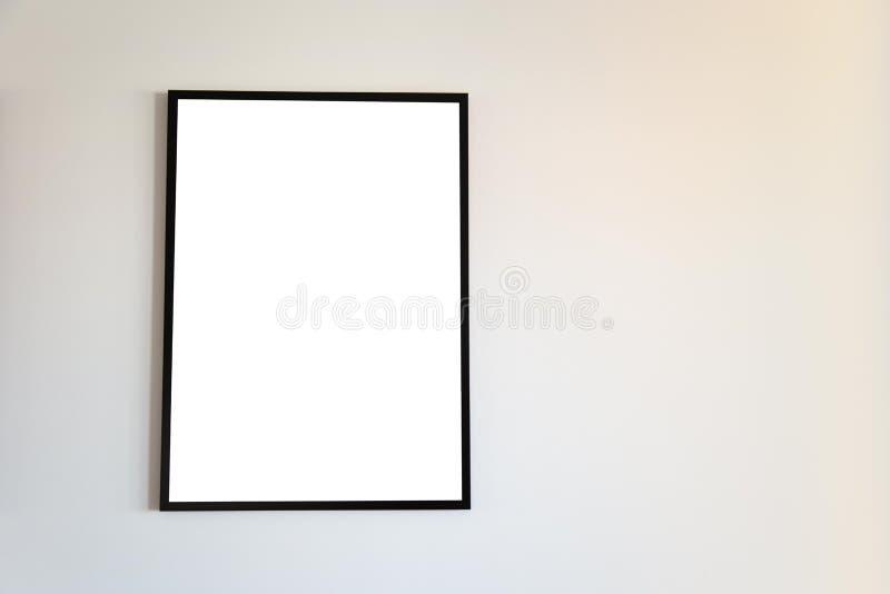 Mofa en blanco del marco para arriba imagenes de archivo