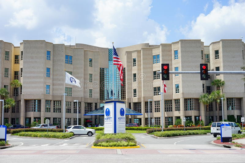Moffitt nowotworu centrum zdjęcie stock
