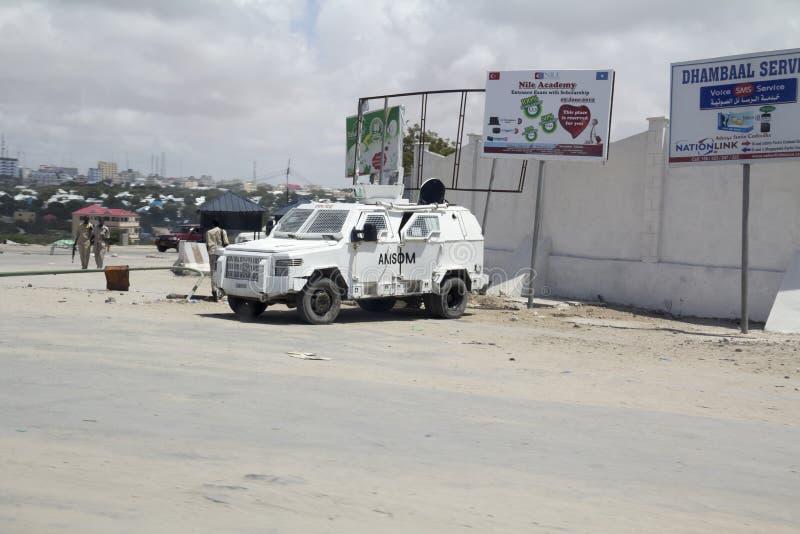 mogadishu стоковое изображение