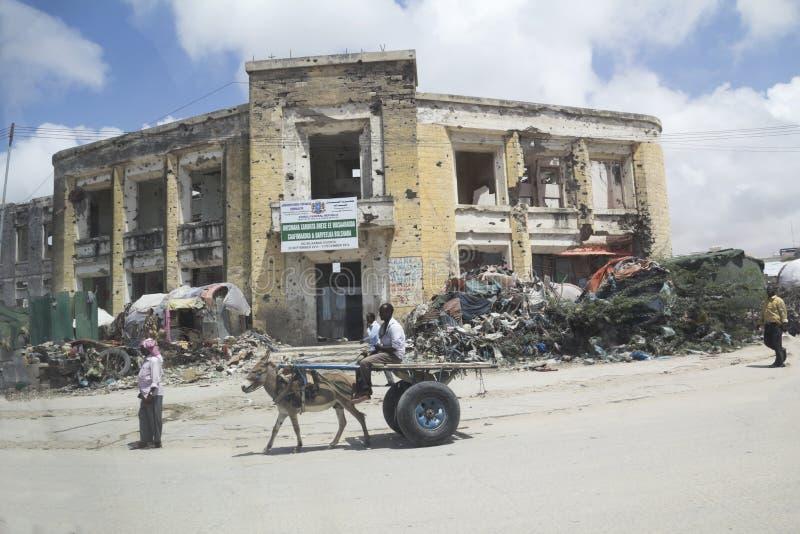 mogadishu fotografía de archivo libre de regalías