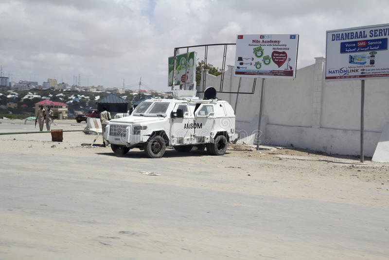 Mogadishu stock image