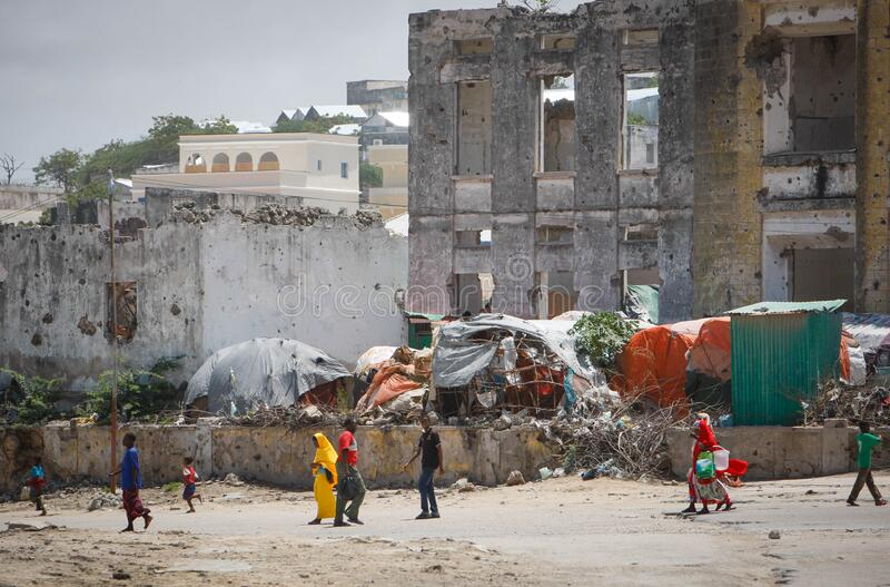 2013_08_05_Mogadishu_Life_Economy_024 stock image