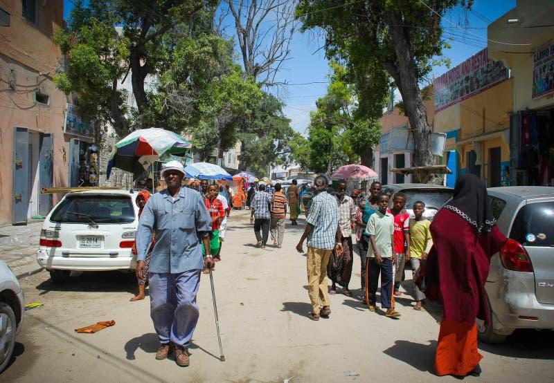 2013_08_05_Mogadishu_Life_Economy_001 stock image